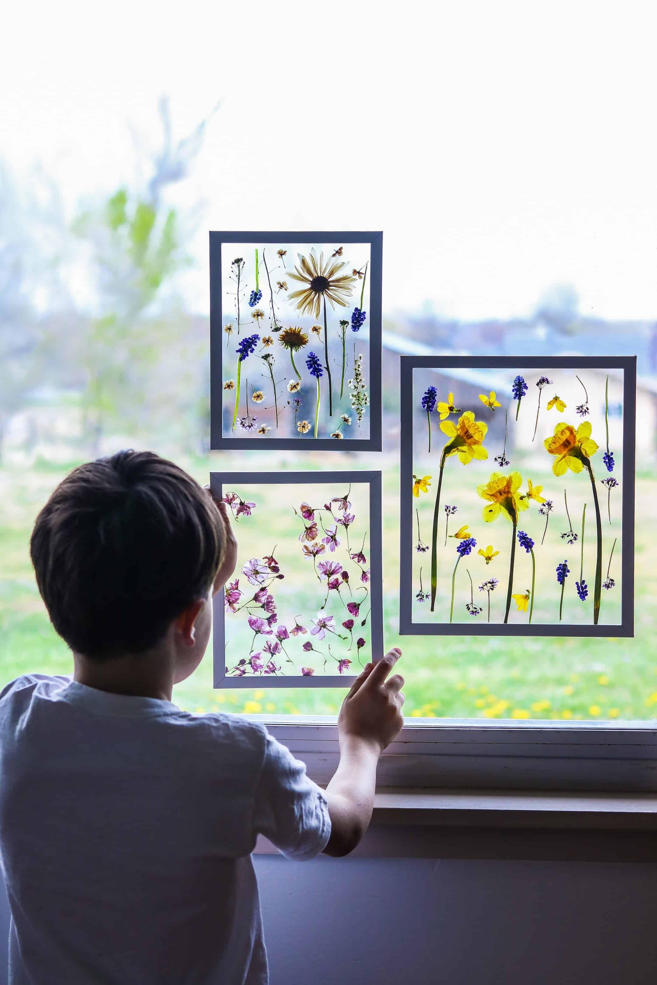 9 Stunning Diy Flower Crafts Diy Thought