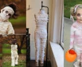 5 DIY Mummy Costume Ideas