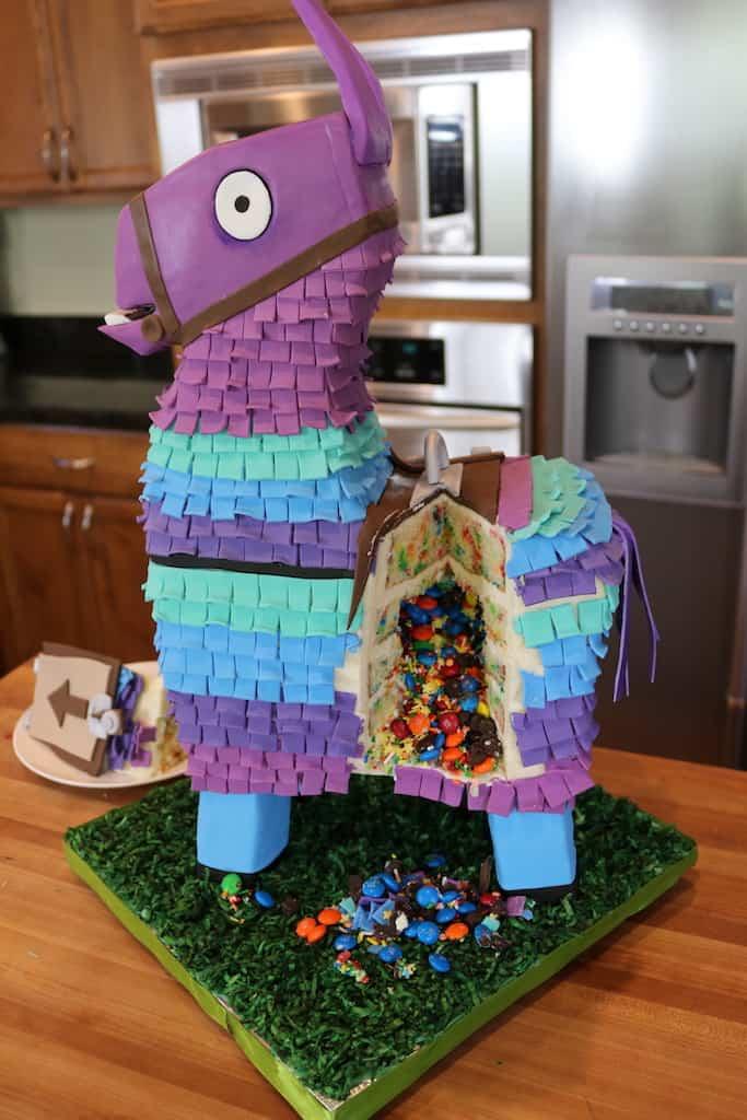 6 Awesome Llama Cakes - diy Thought
