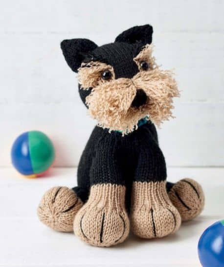7 Adorable Free Toy Knitting Patterns - diy Thought