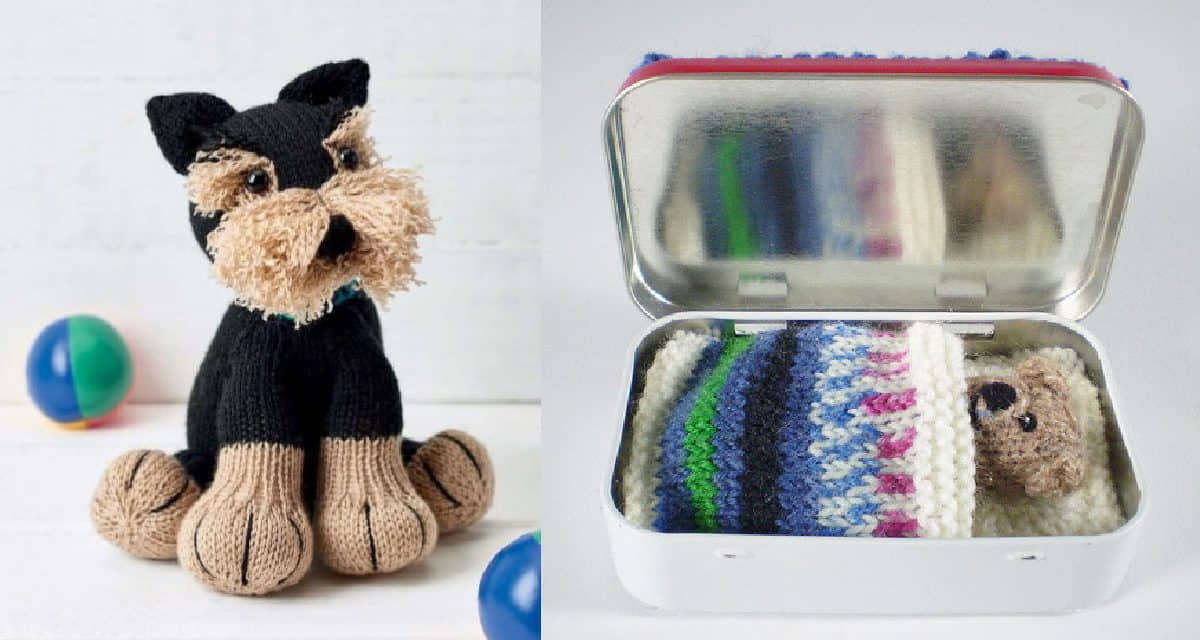 7 Adorable Free Toy Knitting Patterns