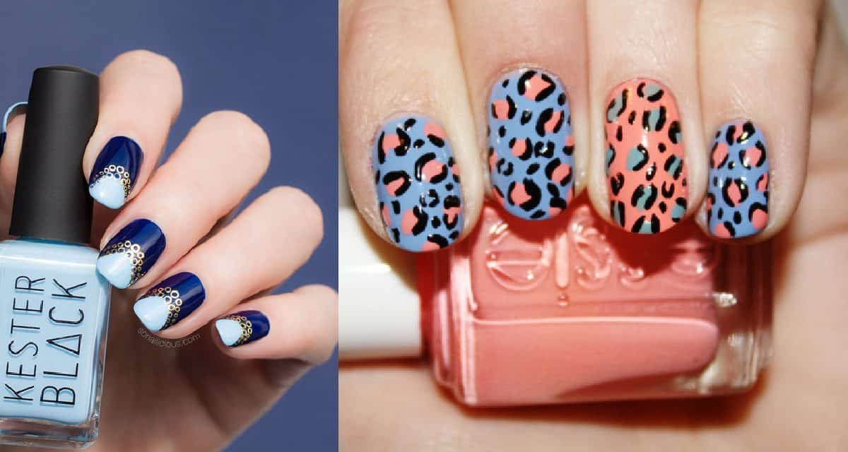 5 Party Perfect Nail Art Tutorials