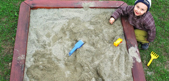 A Guide For Your DIY Sandbox