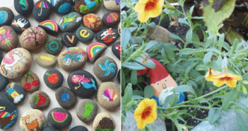 7 Family-Friendly Crafts To Display Outside