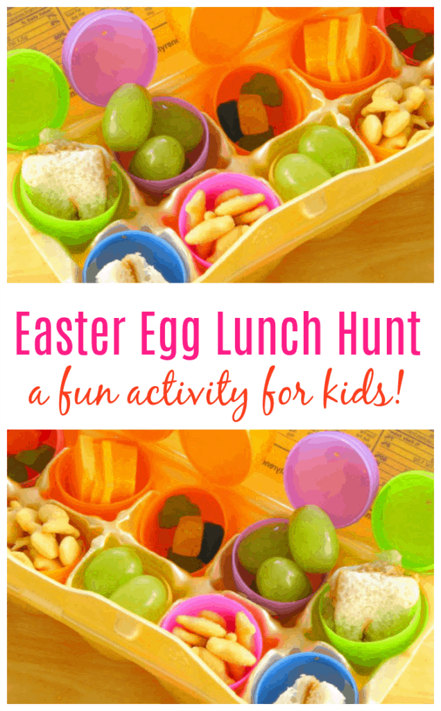 Easter lunch hunt