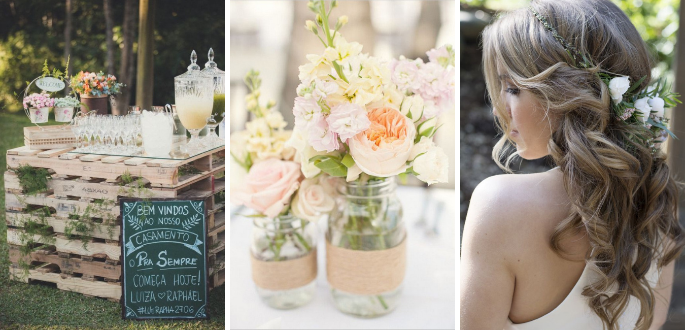 10 DIY Rustic Country Wedding Ideas - diy Thought