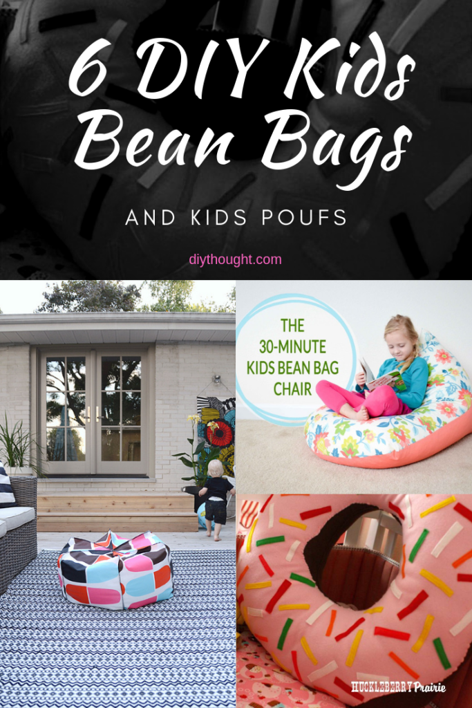 Fantastic 6 Diy Kids Bean Bags And Kids Poufs Diy Thought Caraccident5 Cool Chair Designs And Ideas Caraccident5Info