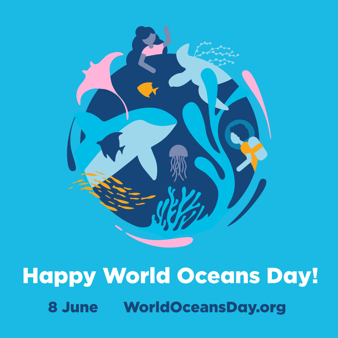 Happy World Ocean Day