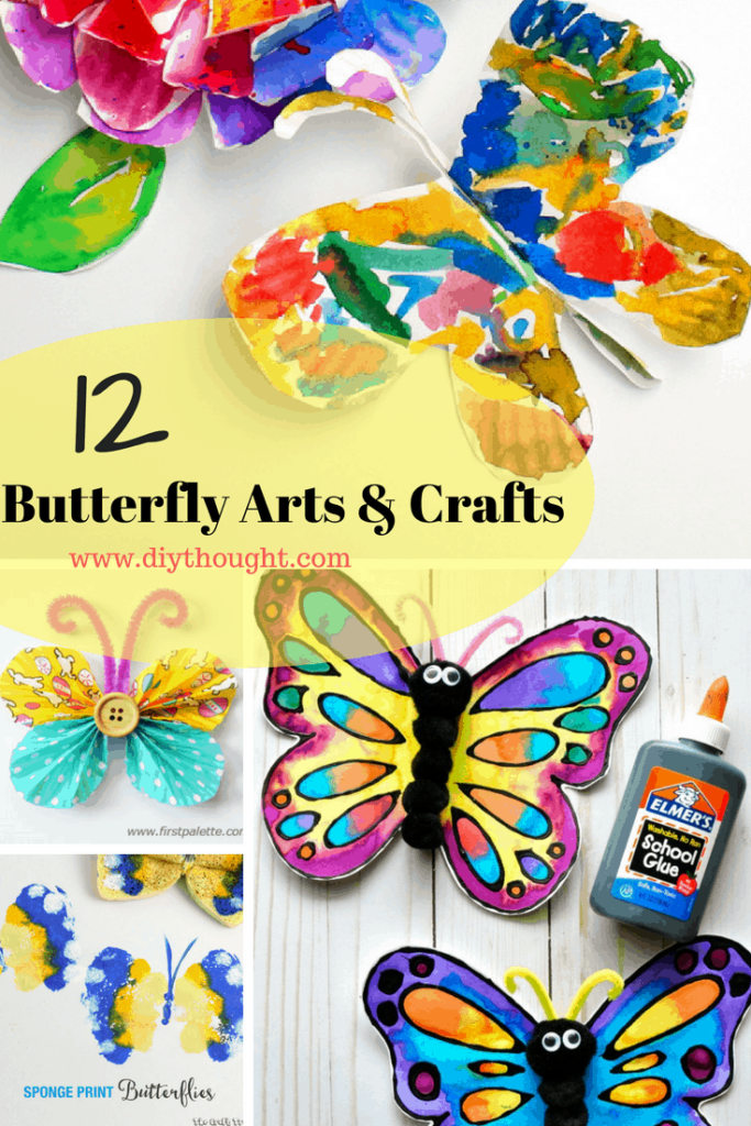 butterfly arts and crafts