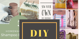 DIY plastic free july