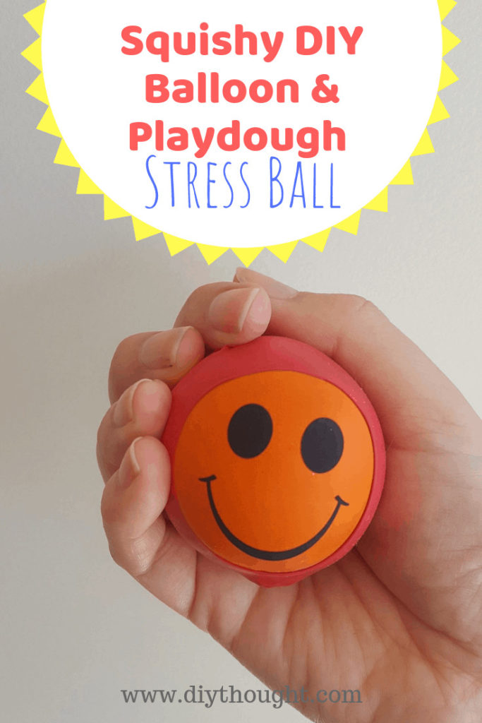 stress ball DIY