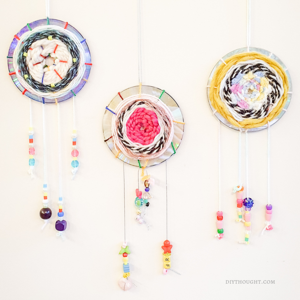 Dreamcatcher craft