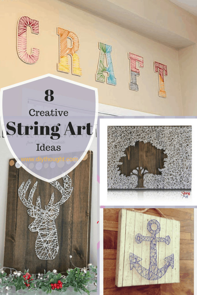 creative string art ideas