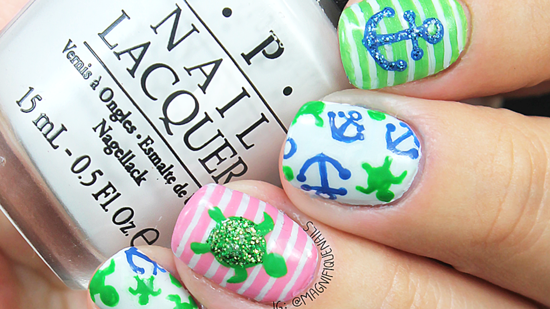It's just a photo of Printable Nail Designs inside homemade
