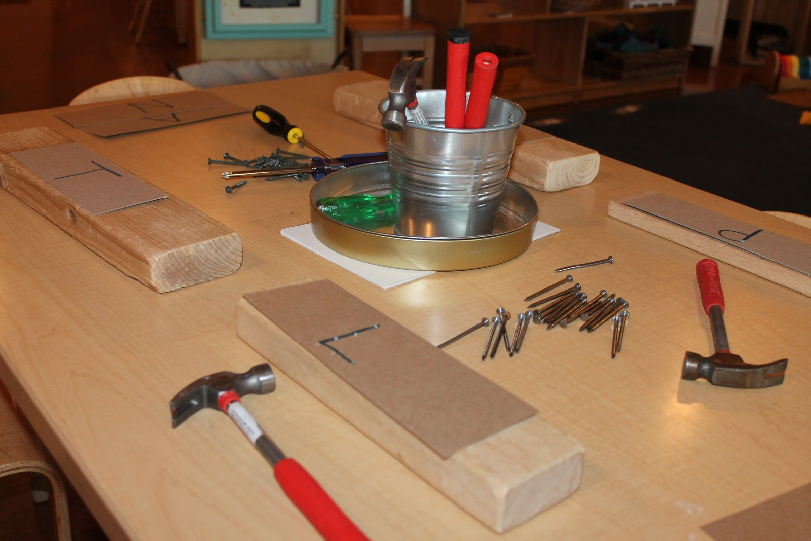 5 Fun Woodworking Activities For Young Children Diy Thought