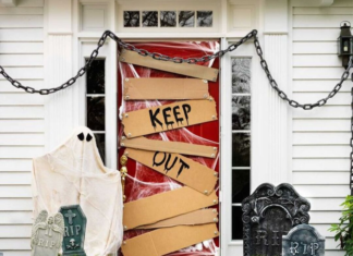 Halloween decoration DIY