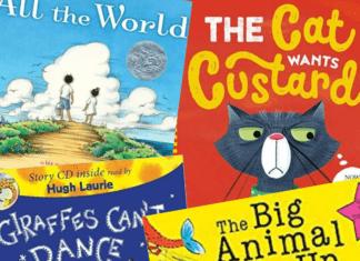 top kids picture books