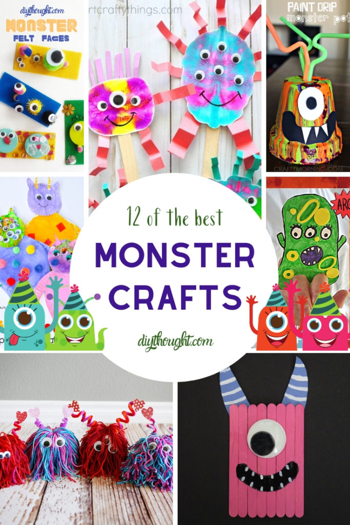 12 of the best monster crafts