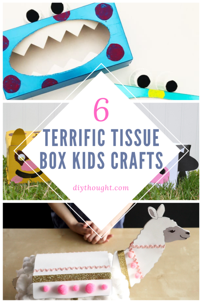 tissue box crafts