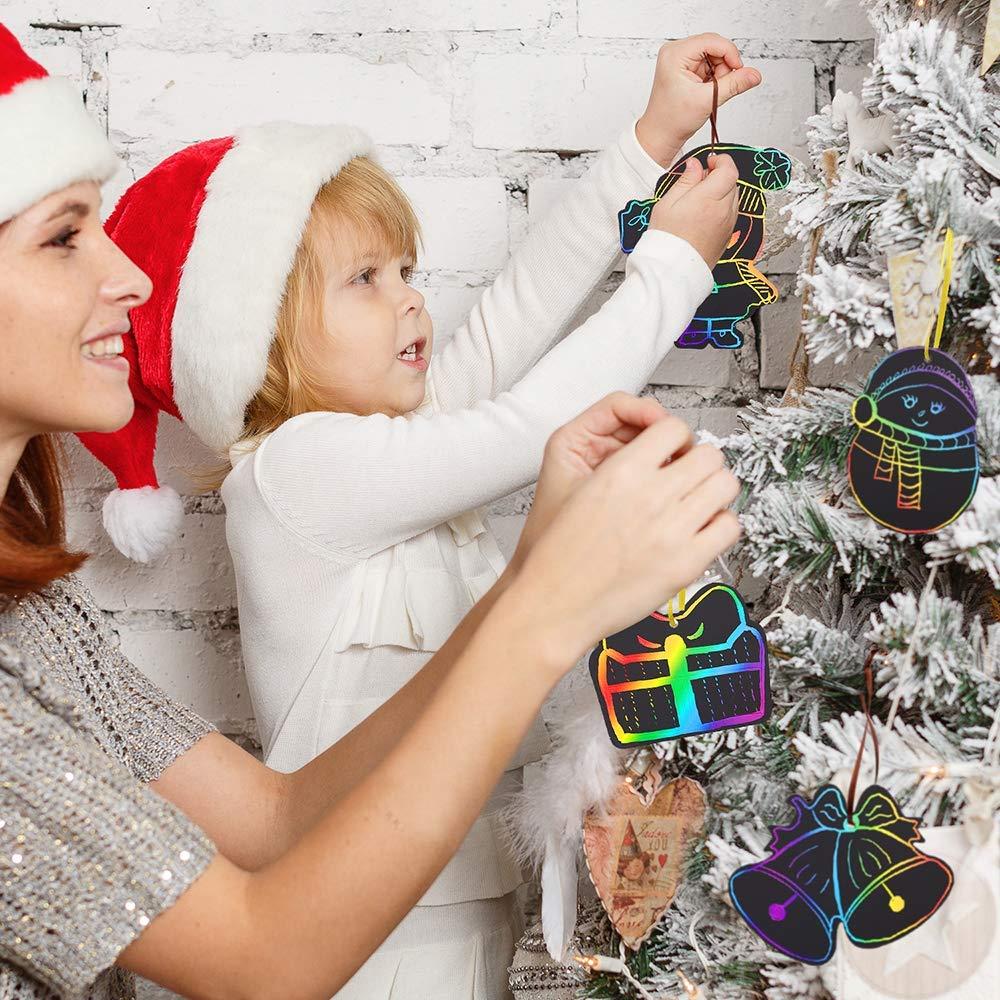 kids Christmas craft kits