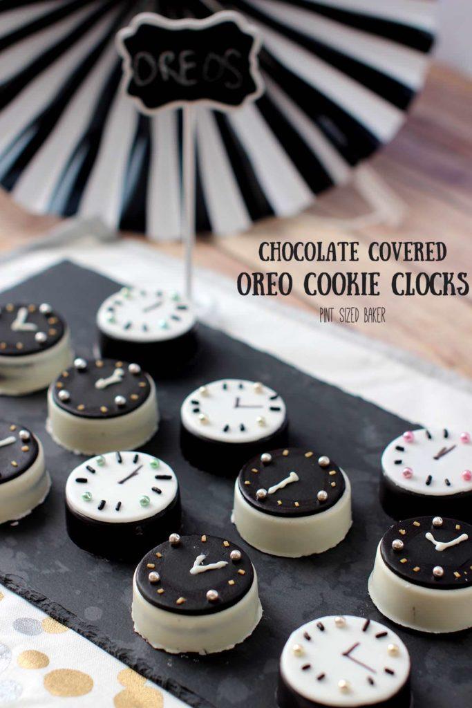 oreo clocks