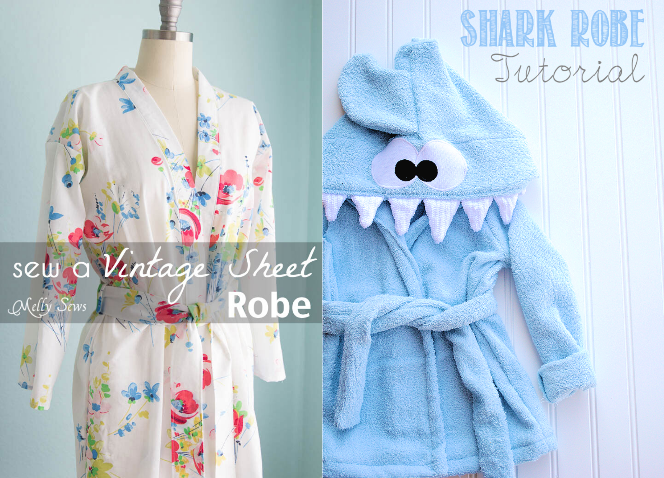 5 Of The Best Free Robe Patterns Diy Thought