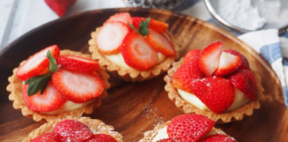 6 Scrumptious Strawberry Recipes