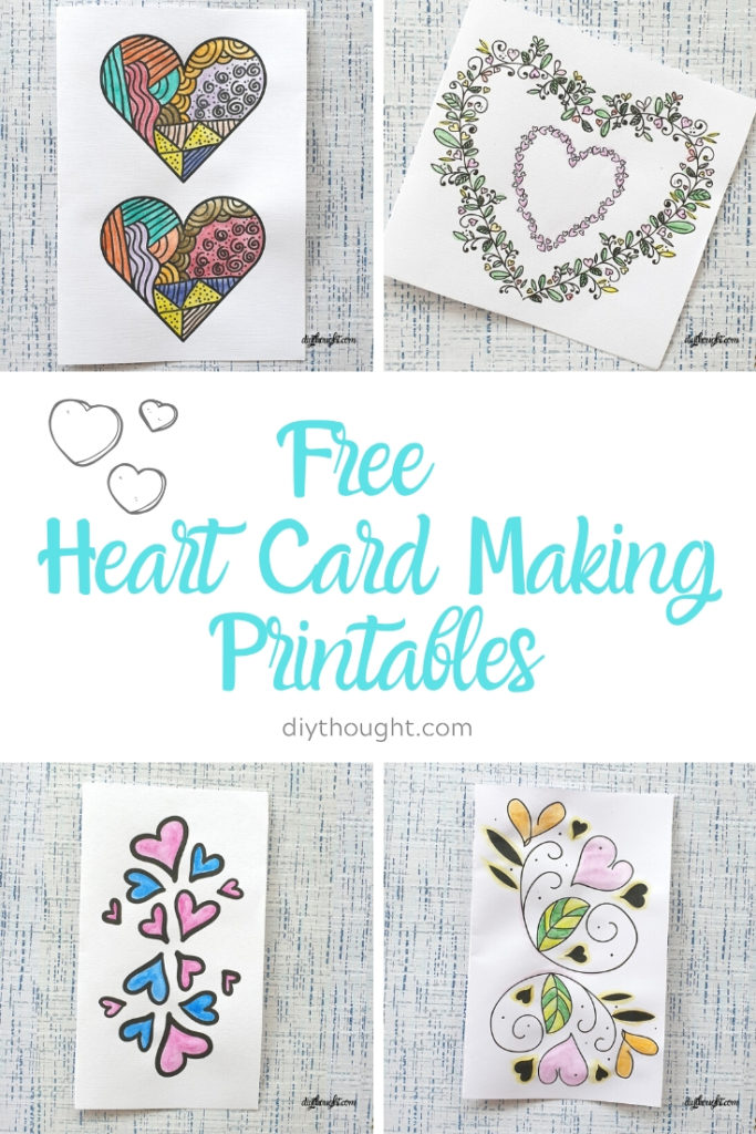 card making printable