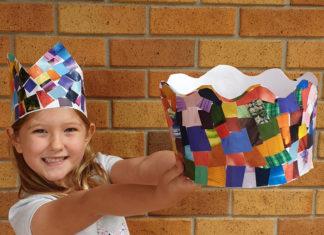 hat crown craft