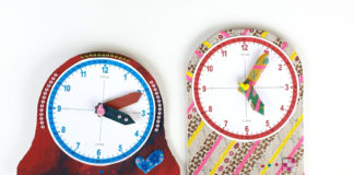time learning clock