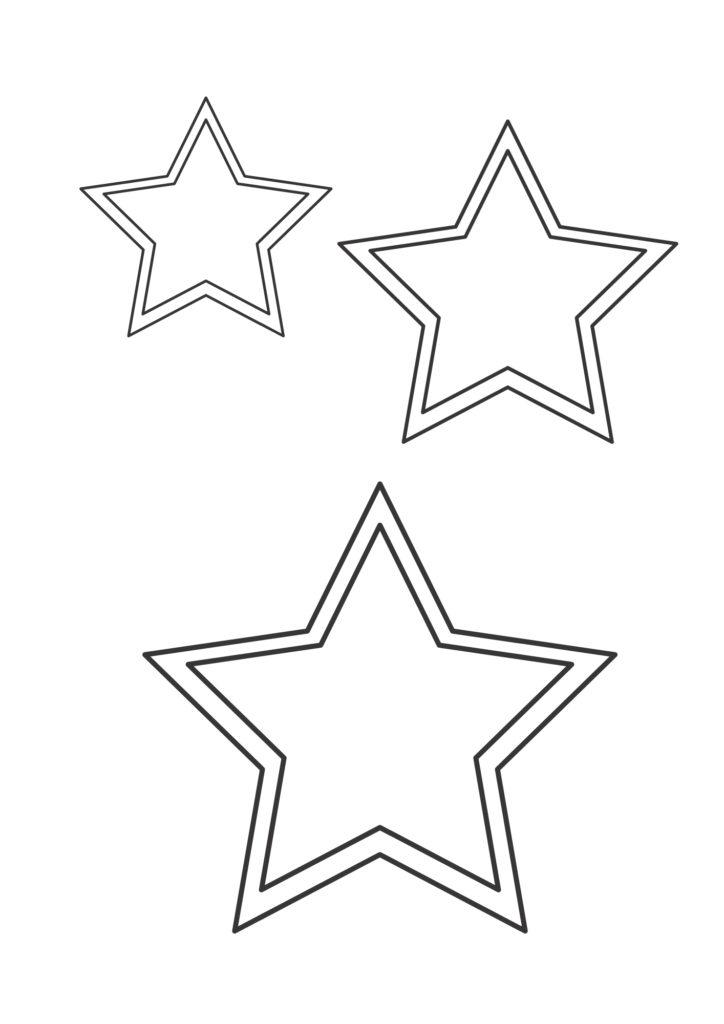 star printable