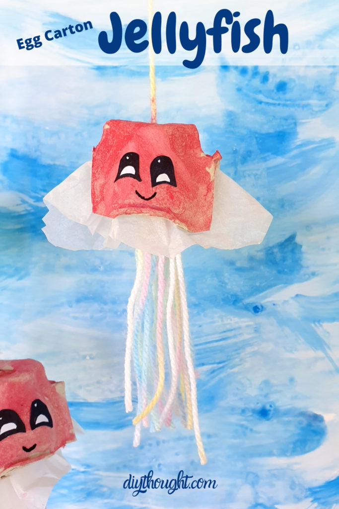 egg carton jellyfish