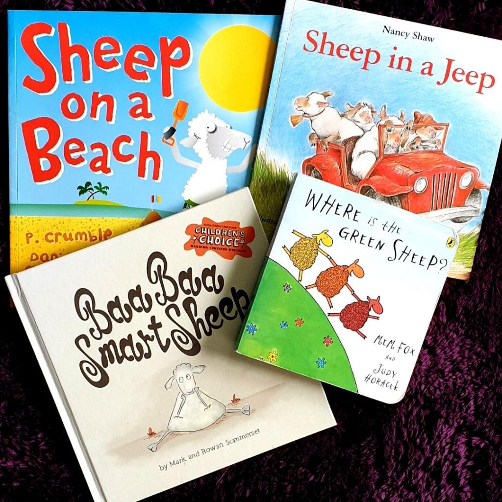 Sheep books