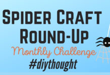spider craft round up