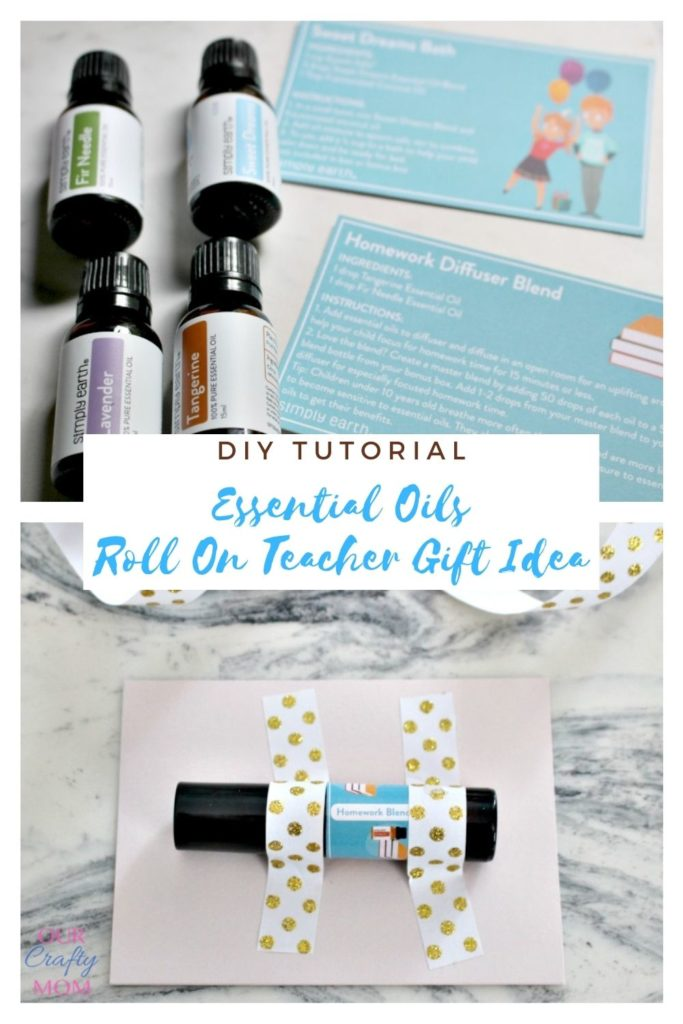 essential oil gift