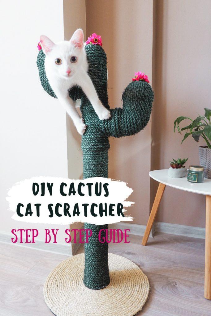DIY Cat Scratcher guide