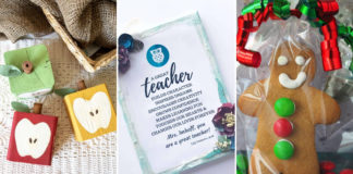 30+ Ultimate DIY Christmas Teacher Gifts