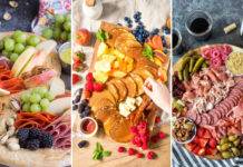 14 Creative Charcuterie/ Grazing Boards