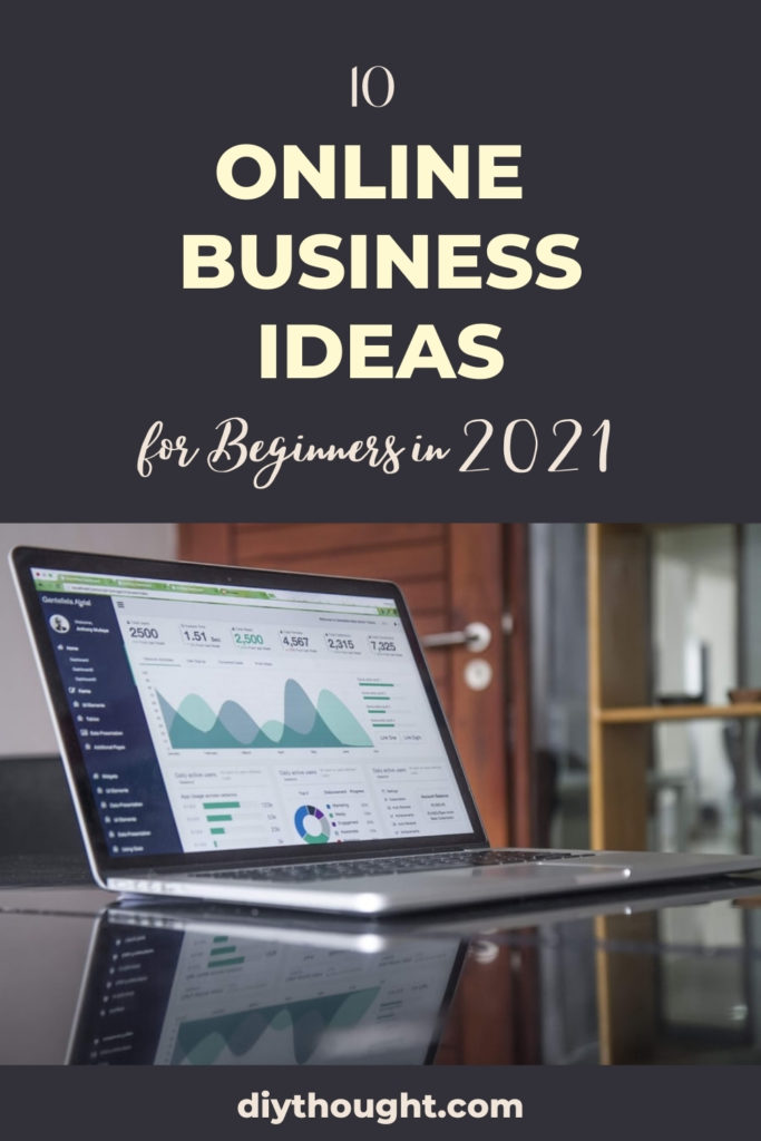 10 Online Business Ideas for Beginners in 2021