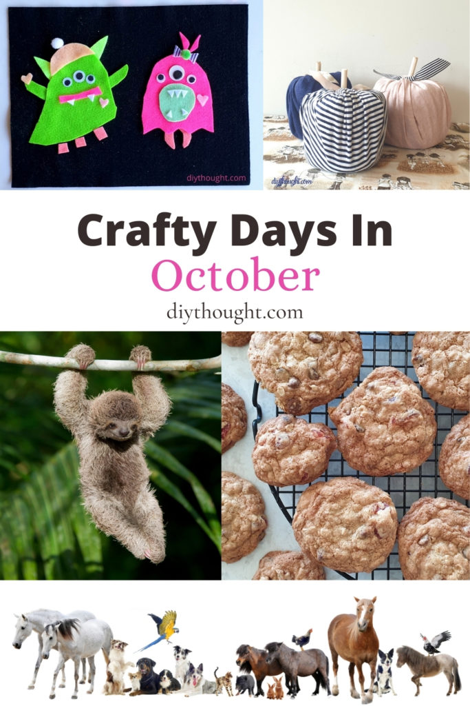 Crafty Days In October