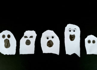Paper ghost craft